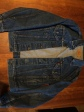 A denim-jacket